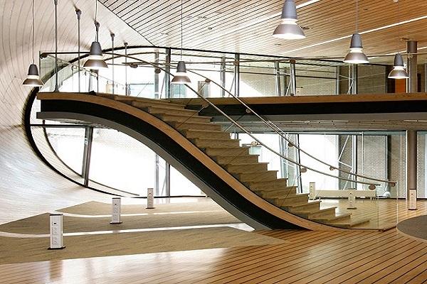 راهنمای کامل طراحی راه پله